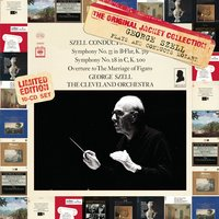 George Szell Plays and Conducts Mozart — Cleveland Orchestra, Budapest String Quartet, George Szell, Rafael Druian, Louis Lane, Leon Fleisher