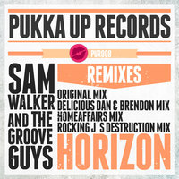 Horizon — Sam Walker & The Groove Guys