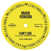 I Can't Lose - EP — Mark Ronson, Keyone Starr