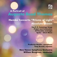 A Portrait of Augusta Read Thomas — Augusta Read THOMAS, William Boughton, New Haven Symphony Orchestra