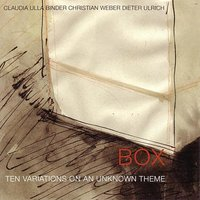 Ten Variations On An Unknown Theme — Box