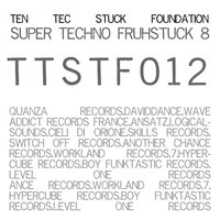 Super Techno Fruhstuck 8 — Kev Willis