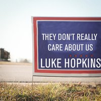 They Don't Really Care About Us — Luke Hopkins