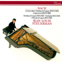 J.S. Bach: Chromatic Fantasy & Fugue & Other Piano Works — Jean Louis Steuerman