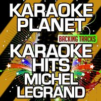 Karaoke Hits Michel Legrand — A-Type Player