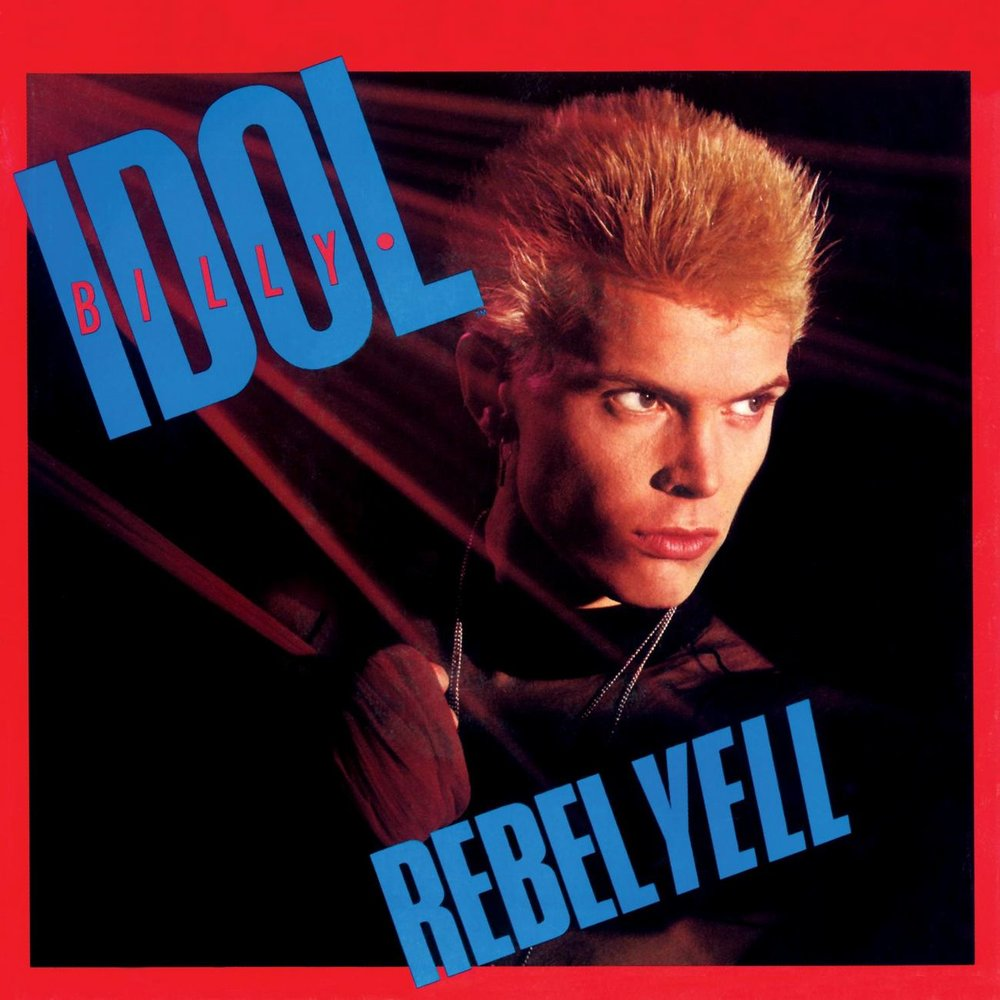 <b>Rebel</b> Yell — <b>Billy Idol</b>. Слушать онлайн на Яндекс.Музыке