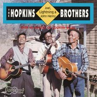 Texas Country Blues — The Hopkins Brothers