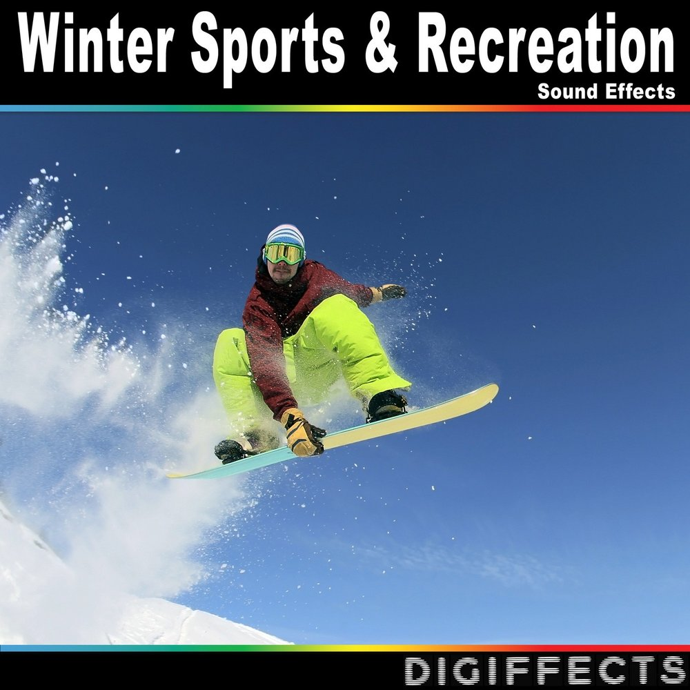 Winter Sports and Recreation Sound Effects — Digiffects