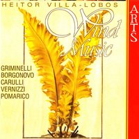 Villa-Lobos: Wind Music — сборник