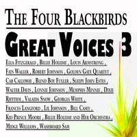 The Four Blackbirds — сборник