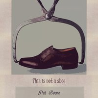 This Is Not A Shoe — Pat Boone
