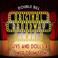 Original Broadway Cast Double Bill - Guys and Dolls and Flower Drum Song — Vivian Blaine