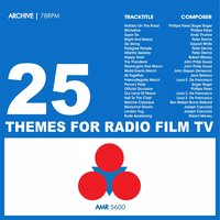 Themes for Radio, Film Television, Vol. 25 — Various Composers, The Westway Studio Orchestra