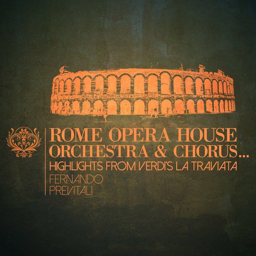 La traviata act ii ah dite alla giovine fernando for House music orchestra