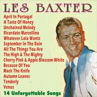 14 Unforgettable Songs — Les Baxter