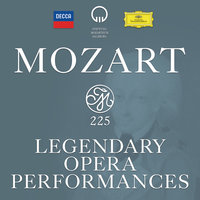 Mozart 225 - Legendary Opera Performances — сборник