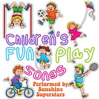 Head Shoulders Knees and Toes: Children's Fun Play Songs — Sunshine Superstars
