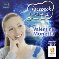 Facebook uh oh oh — Valentina Monetta