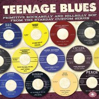 Teenage Blues: Primitive Rockabilly and Hillbilly Bop from the Starday Custom Series — сборник