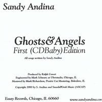 Ghosts and Angels — Sandy Andina