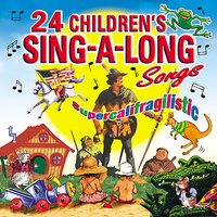 24 Children's Sing-A-Longs — Mary Carpenter