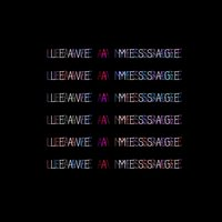 Leave a Message — 4te