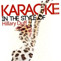 Karaoke (In the Style of Hilary Duff) — Ameritz Digital Karaoke