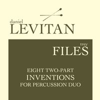 Eight Two-Part Inventions — Daniel Levitan