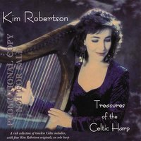 Treasures of the Celtic Harp — Kim Robertson