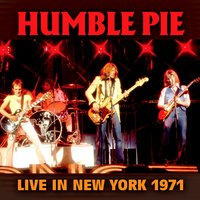 Live in New York 1971 — Humble Pie