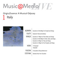 Music@Menlo Live '04: Origin / Essence: A Musical Odyssey, Vol. 1 — Kenneth Cooper