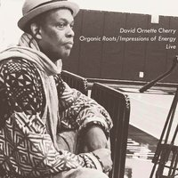 Organic Roots/ Impressions of Energy Live — David Ornette Cherry