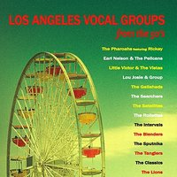 Los Angeles Vocal Groups from the 50's — сборник