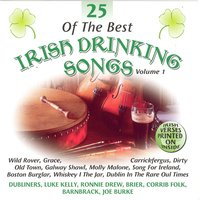 25 Of The Best Irish Drinking Songs - Volume 1 — сборник