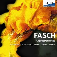 Fasch: Orchestral Works — David Staff, Иоганн Фридрих Фаш, Jan Willem de Vriend, Combattimento Consort Amsterdam, David Staff|Jan Willem De Vriend|Combattimento Consort Amsterdam
