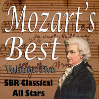 Mozart's Best Volume Two — Вольфганг Амадей Моцарт, Jason Morton, SBR Classical All Stars, Heather Jackson