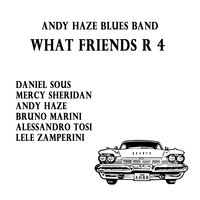 What Friends R 4 — Andy Haze Blues Band