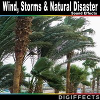 Wind, Storms & Natural Disaster Sounds Effects — Digiffects Sound Effects Library