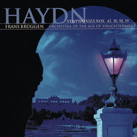 Haydn: Symphonies Nos. 43, 50, 58 & 59 — Frans Brüggen, Orchestra Of The Age Of Enlightenment