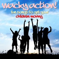 Wacky Action Tracks - Fun Songs to Get Your Children Moving! — Tumble Tots