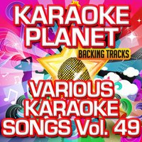 Various Karaoke Songs, Vol. 49 — A-Type Player