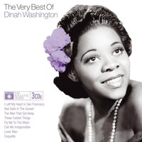 Dinah Washington - Very Best Of — Dinah Washington