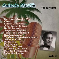The Very Best: Antonio Machín Vol. 2 — Antonio MacHin