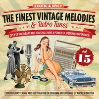 The Finest Vintage Melodies & Retro Tunes Vol. 15 — сборник