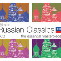 Ultimate Russian Classics — сборник