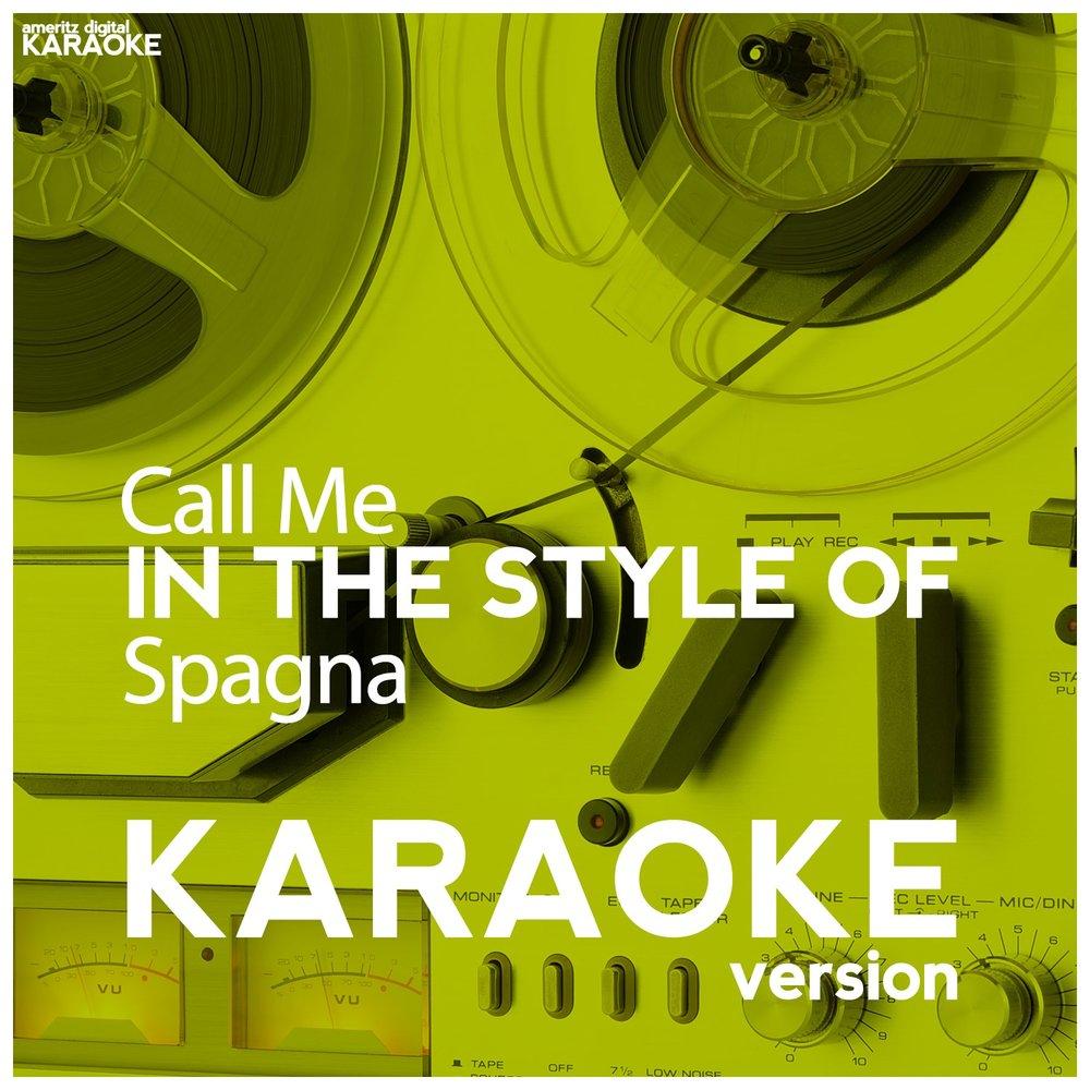 Spagna Call Me Special Remix