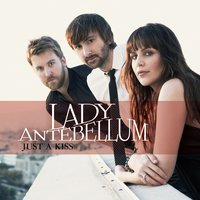 Just A Kiss — Lady Antebellum, The Karaoke Leopard