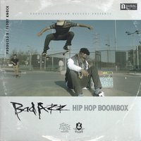 Hip Hop Boombox — Bad Azz