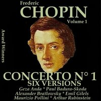 Chopin, Vol. 1 : Piano Concerto No. 1 - Six Versions — Фредерик Шопен