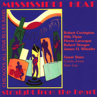 Straight From The Heart — Mississippi Heat